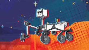 NASA Mars 2020 projesi