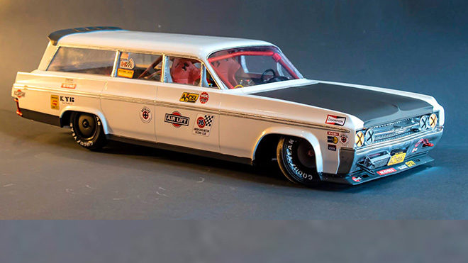 R-C otomobil