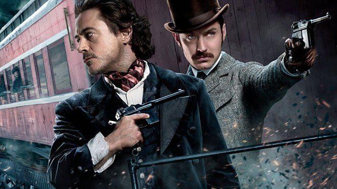 Sherlock Holmes 3