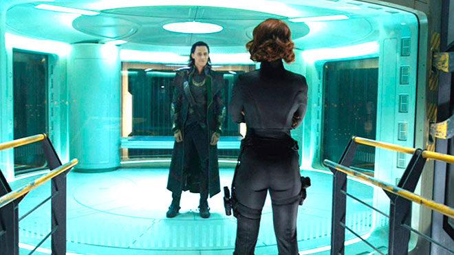 Scarlett Johansson Loki