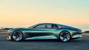 Bentley elektrikli otomobil