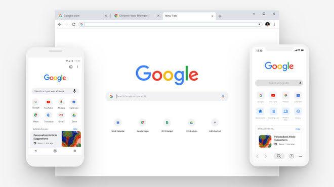 Google Chrome 80