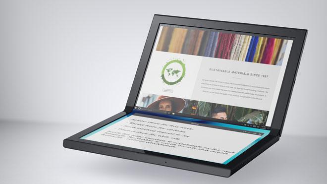 dell katlanabilir ekranlı dizüstü bilgisayar