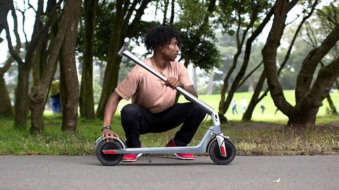 Unagi Model One E500 elektrikli scooter