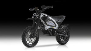 E-Racer Rugged elektrikli motosiklet