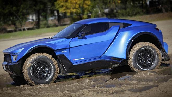 Laffite X-Road süper otomobil