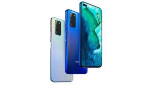Honor V30 Pro Huawei DxOMark