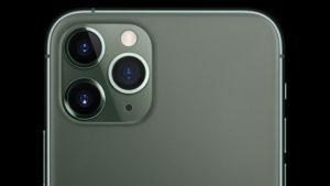 iPhone 11 Pro Apple gece modu