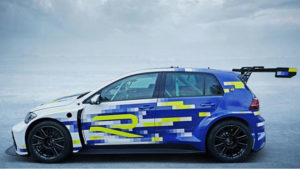 Volkswagen Golf R e-Performance Golf R