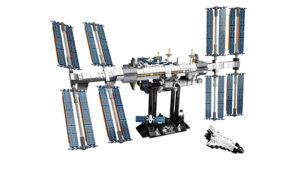 LEGO ile Uluslararası Uzay İstasyonu