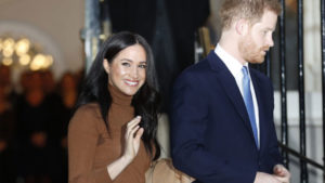 İngiltere kraliyet ailesi vedası; Meghan Markle ilk işiyle gündemde