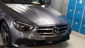 2020 Mercedes E-Serisi
