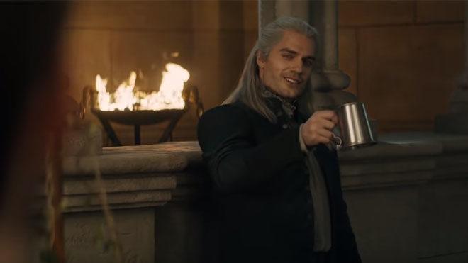 Netflix dizisi The Witcher için hazırlanan Friends açılışı [Video]