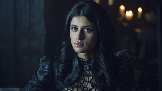 Netflix The Witcher 2. sezon öncesi açıklanan 1. sezon Yennefer değişikliği
