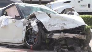 Nissan GT-R ile Tesla Model X