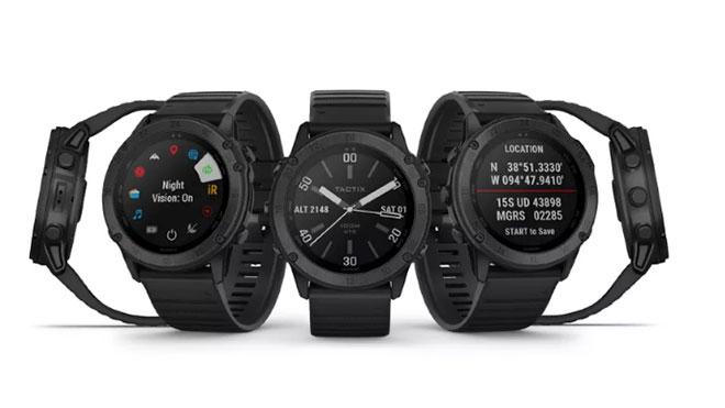 Garmin Tactix Delta akıllı saat