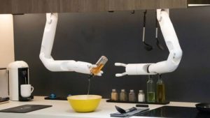 Samsung Bot Chef robot