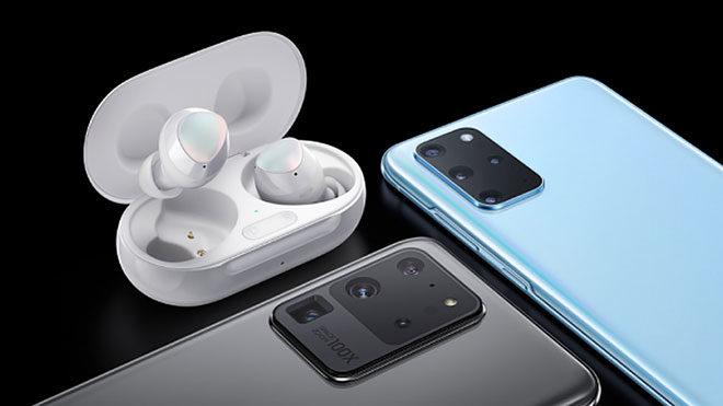 Samsung Galaxy Buds Plus kablosuz kulaklık