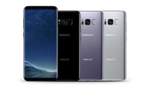Samsung Galaxy S8 Samsung Galaxy Note 8 Android 10
