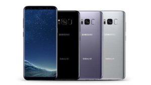 Samsung Galaxy S8 Samsung Galaxy Note 8 Android 10