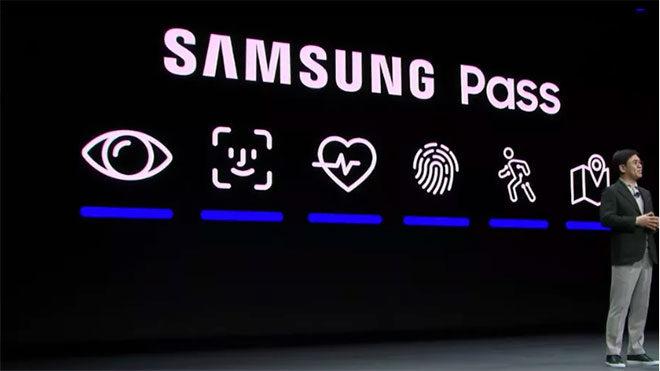 Samsung Face ID
