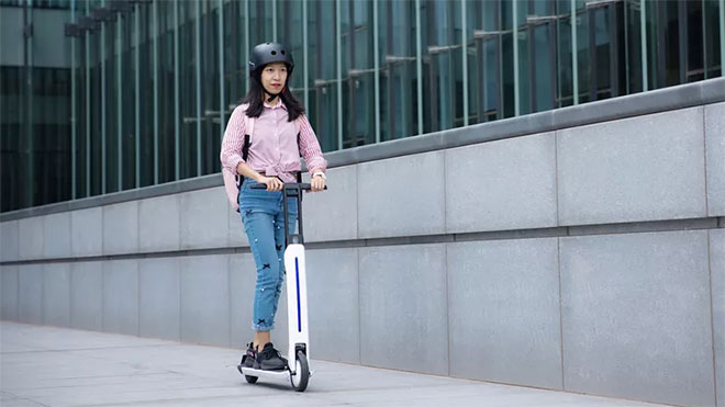 Segway-Ninebot elektrikli scooter tekerlekli sandalye