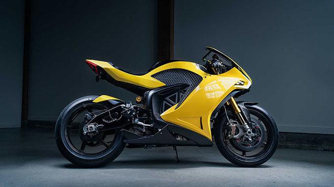 elektrikli motosiklet: Damon Hypersport
