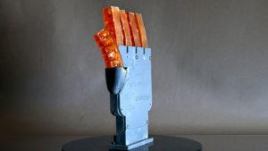 robotik parmak