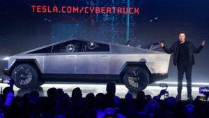 Tesla Cybertruck tişört
