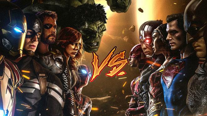 Marvel ve DC