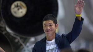 Uzay turisti SpaceX