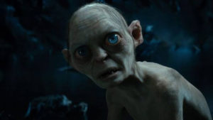 Yüzüklerin Efendisi Lord of the Rings: Gollum