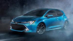 Yeni Toyota Corolla Hatcback