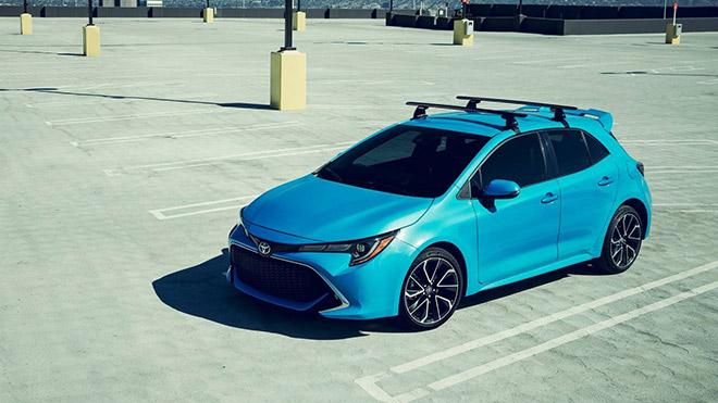 2020 Toyota Corolla Hatcback