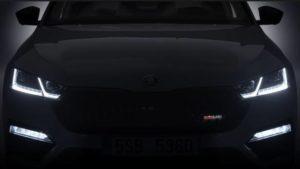 2020 Skoda Octavia RS