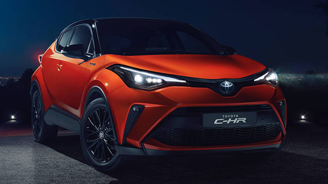 Toyota Corona Virüsü