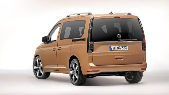 Volkswagen Caddy'nin, Golf 8'e Benzer Özellikler ile Tanıtımı Gerçekleştirildi.