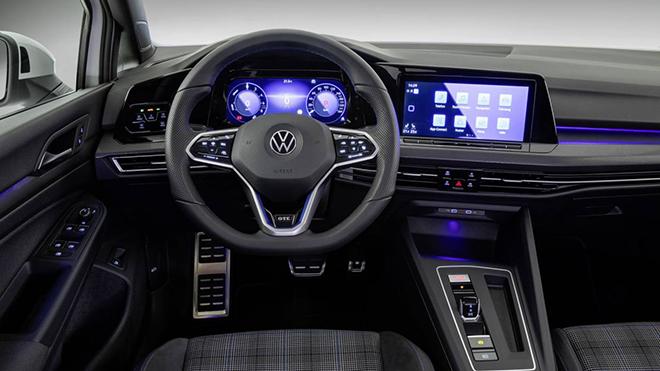 2021 VW Golf GTE