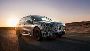 BMW iNext elektrikli otomobil