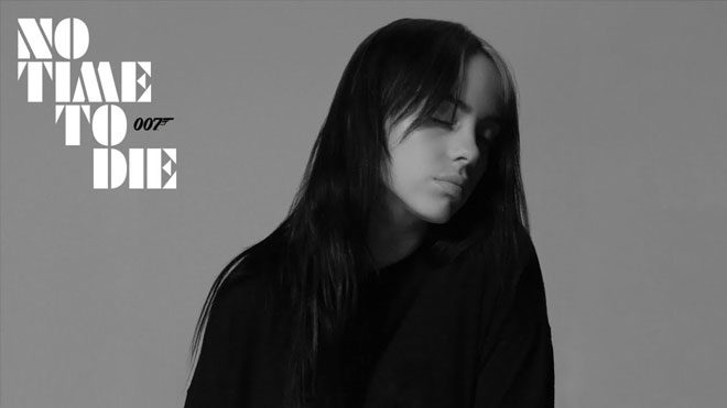 Billie Eilish No Time to Die James Bons