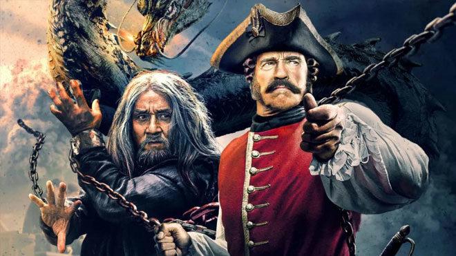 The Iron Mask: Jackie Chan ve Arnold Schwarzenegger'i karşı karşıya getiren film [İzle]
