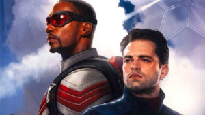 Marvel dizisi The Falcon and The Winter Soldier