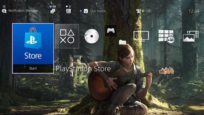 PlayStation 5 öncesi PS4 için ücretsiz The Last of Us 2 teması [İzle]