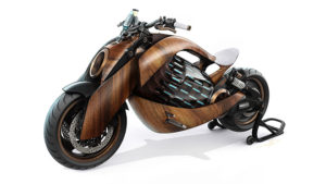 Newron EV-1 elektrikli motosiklet