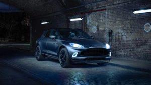 Aston Martin DBX Q
