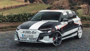 2020 Audi S3 Sportback