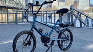 elektrikli bisiklet