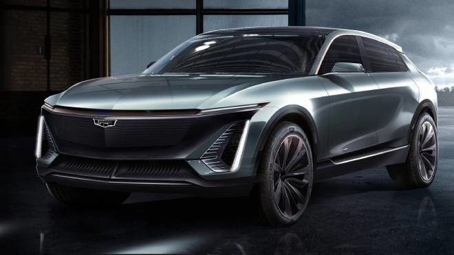 Cadillac elektrikli SUV