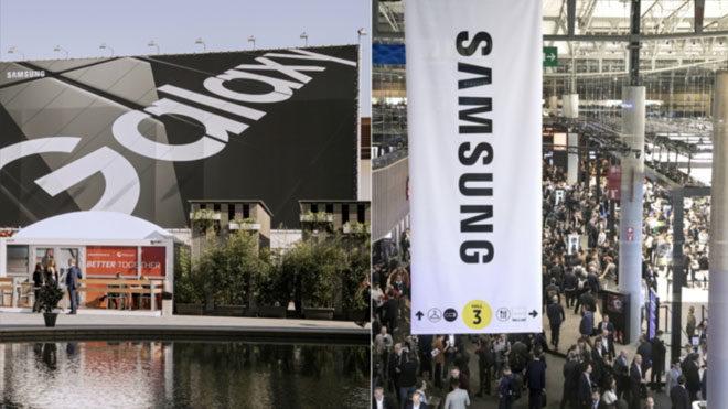 Corona virüsü salgını nedeniyle Samsung Türkiye'den iptal kararı