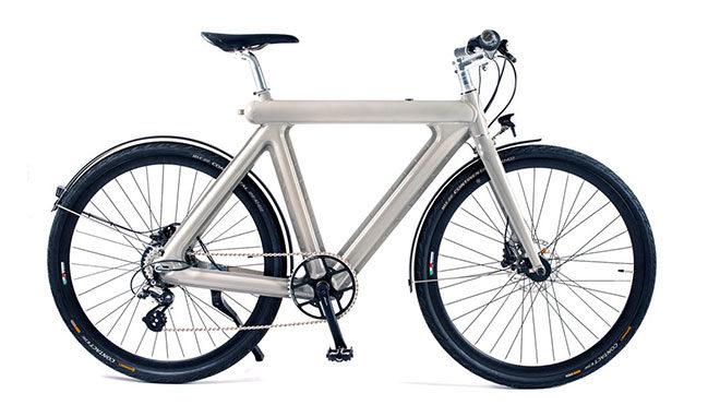elektrikli bisiklet Pressed